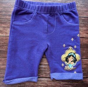 Disney Aladdin Jasmine Shorts